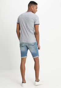 Pier One - Print T-shirt - blue - 2