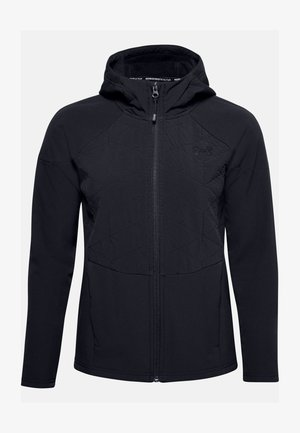 CG REACTOR HYBRID LITE - Soft shell jacket - black