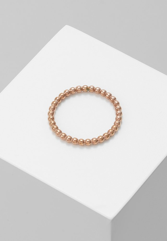 VERSAILLE - Ring - plain rosègold-coloured