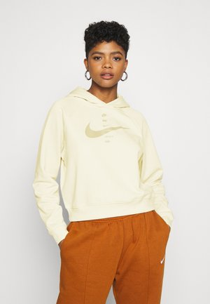 HOODIE - Jersey con capucha - fossil/stone