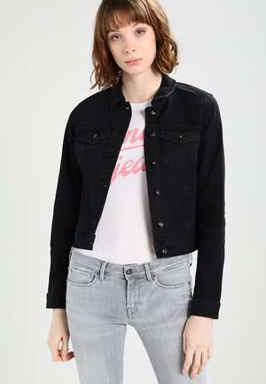 VMHOT SOYA  - Denim jacket - black