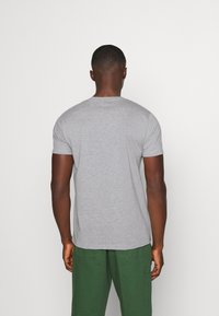 CLOSURE London - COLLEGE TEE - T-shirt z nadrukiem - grey - 2