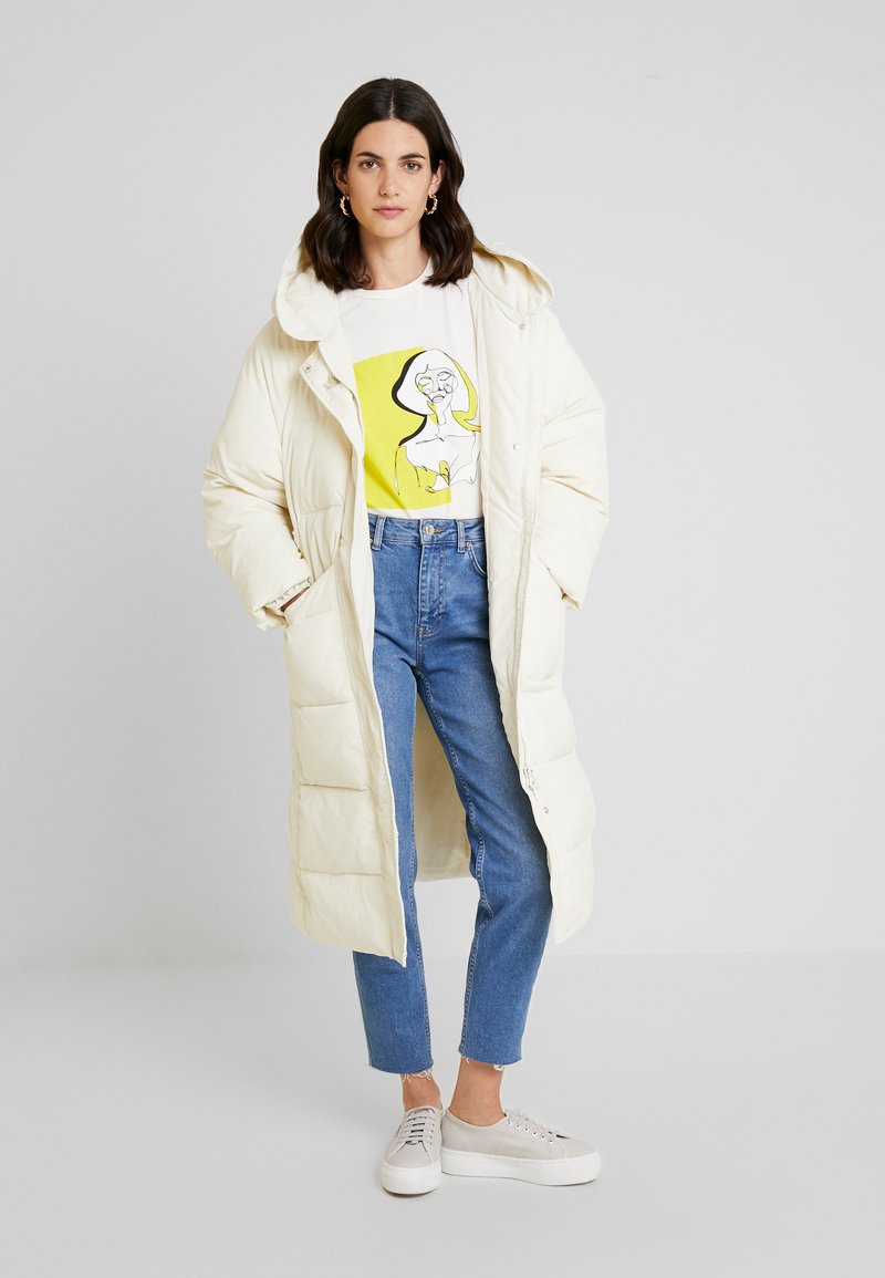 Canadian Classics - ALTONA LONG - Winter coat - offwhite