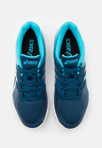 ASICS - GEL TACTIC  - Volleybalschoenen - mako blue/pure silver - 3