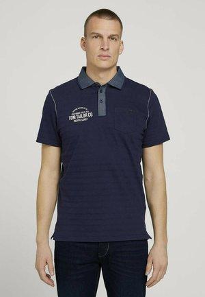 Polo shirt - sailor blue