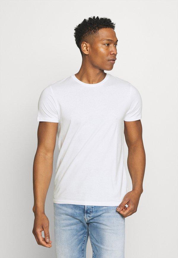 Burton Menswear London 7 PACK - T-shirt basic - black/czarny Odzież Męska OZXW