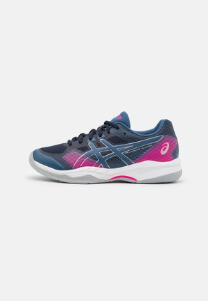COURT HUNTER - Scarpe da pallavolo - midnight/grand shark