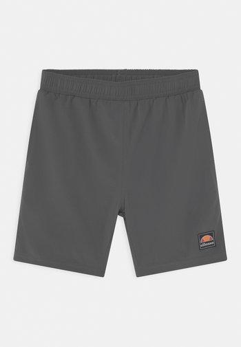 FORNOLI UNISEX - Shorts - dark grey