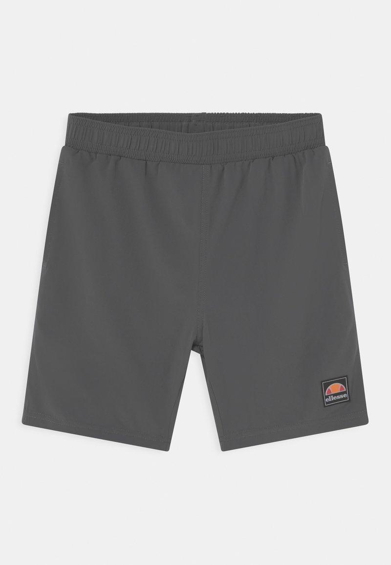 Ellesse - FORNOLI UNISEX - Shorts - dark grey