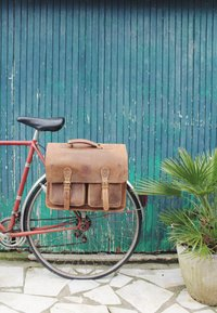 Gusti Leder - Briefcase - brown - 5