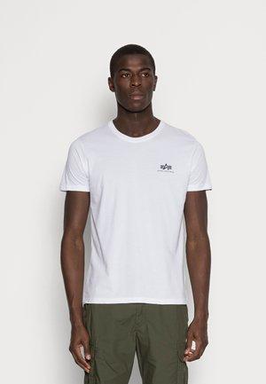 BASIC T - Jednoduché triko - white