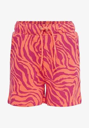 Shorts - beetroot purple