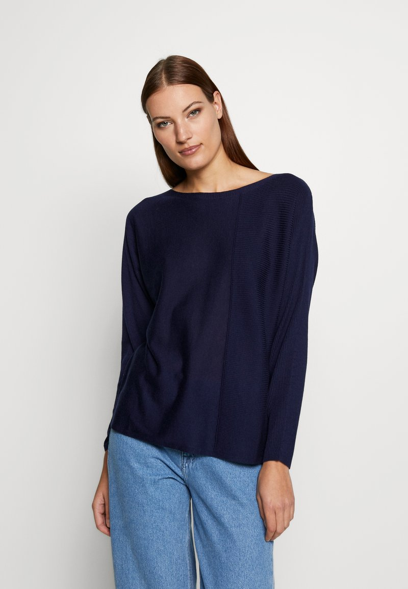 Sisley - Jumper - dark blue
