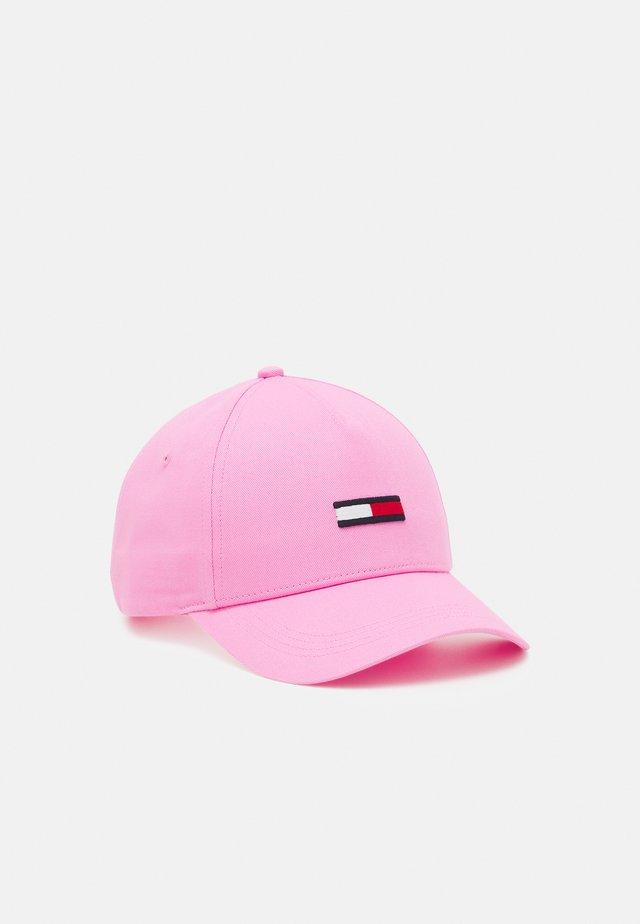 FLAG - Kšiltovka - pink