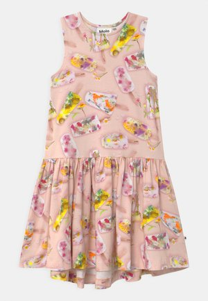 CANDECE - Jersey dress - light pink