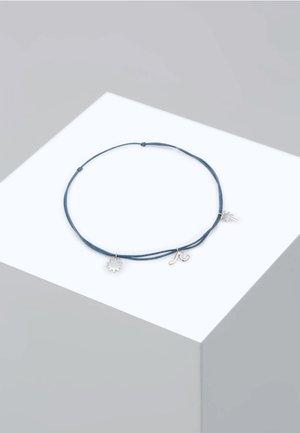 FUSSSCHMUCK PALME BEACH BOHO  - Pulsera - silver