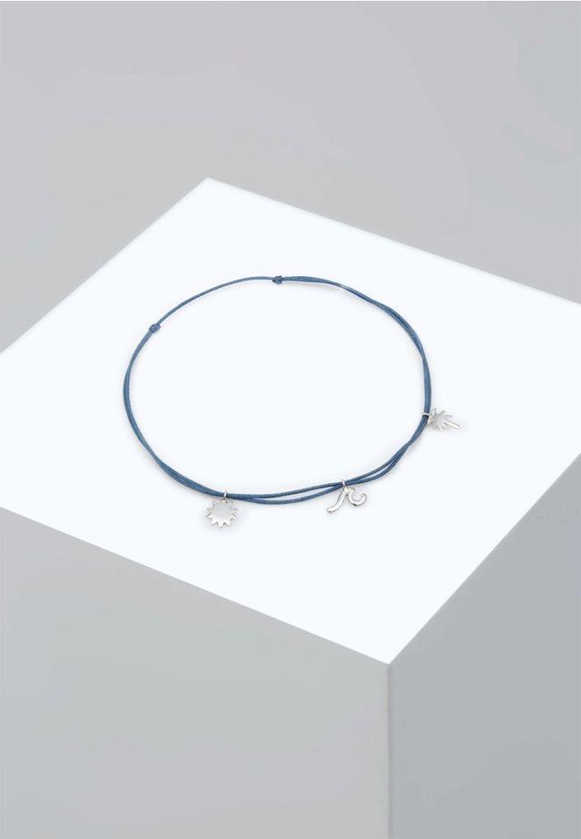 FUSSSCHMUCK PALME BEACH BOHO  - Armband - silver