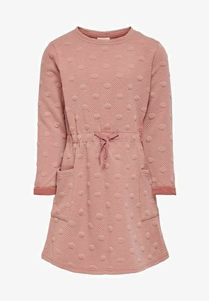 Jumper dress - ash rose