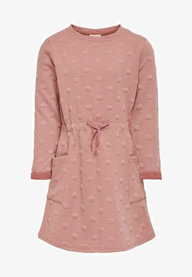 Kids ONLY - Jumper dress - ash rose