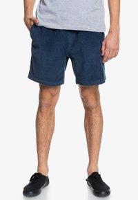 Quiksilver - TAXER  - Shorts - blue - 0