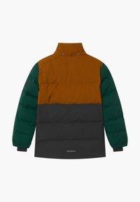 Icepeak - LOUDON UNISEX - Snowboardová bunda - cognac - 2