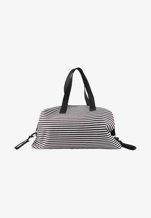 Baby changing bag - black