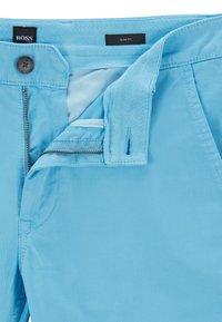 BOSS - SCHINO - Chino - turquoise - 5