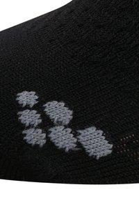 Craft - 2 PACK - Skarpety sportowe - black - 1