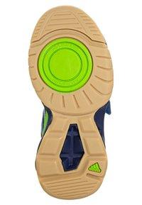 adidas Performance - GYMPLUS 2 - Chaussures d'entraînement et de fitness - night blue/blue beauty/ray green - 2