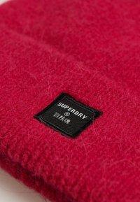 Superdry - Beanie - fenway pink - 5