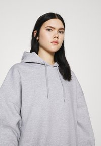 4th & Reckless - IRIANA HOODIE - Sweatshirt - grey - 3
