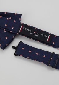 Tommy Hilfiger - DOT BOWTIE - Bow tie - blue - 2