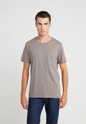 WILLIAMS - T-shirts basic - fossil beige