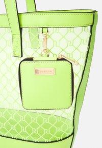 River Island - Tote bag - green bright - 3