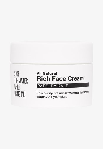 ALL NATURAL PARSLEY KALE RICH FACE CREAM