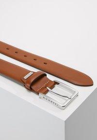 Bugatti - REGULAR - Belt business - cognac - 2