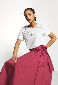 WEEKEND MaxMara - OBLARE - Pleated skirt - dunkelmauve - 3