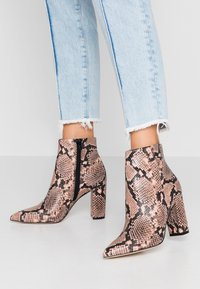 Call it Spring - MAYDELL - Bottines à talons hauts - light pink - 0