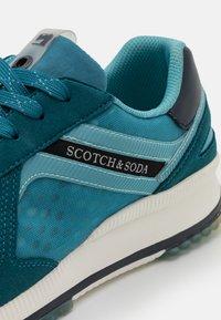 Scotch & Soda - VIVEX - Sneakers - aqua blue - 5