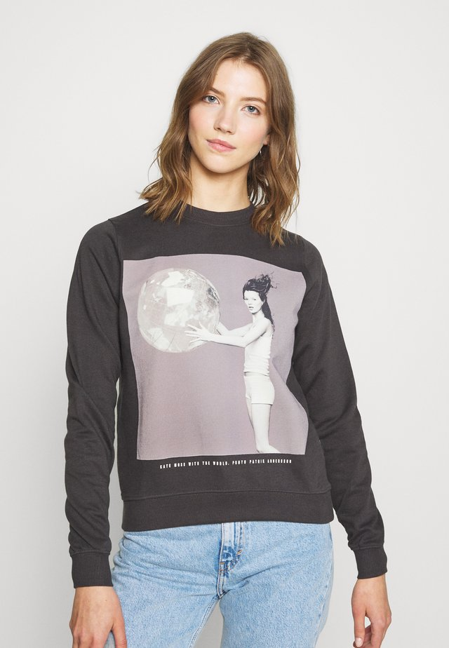 YSTAD KATE MOSS - Sweatshirt - charcoal
