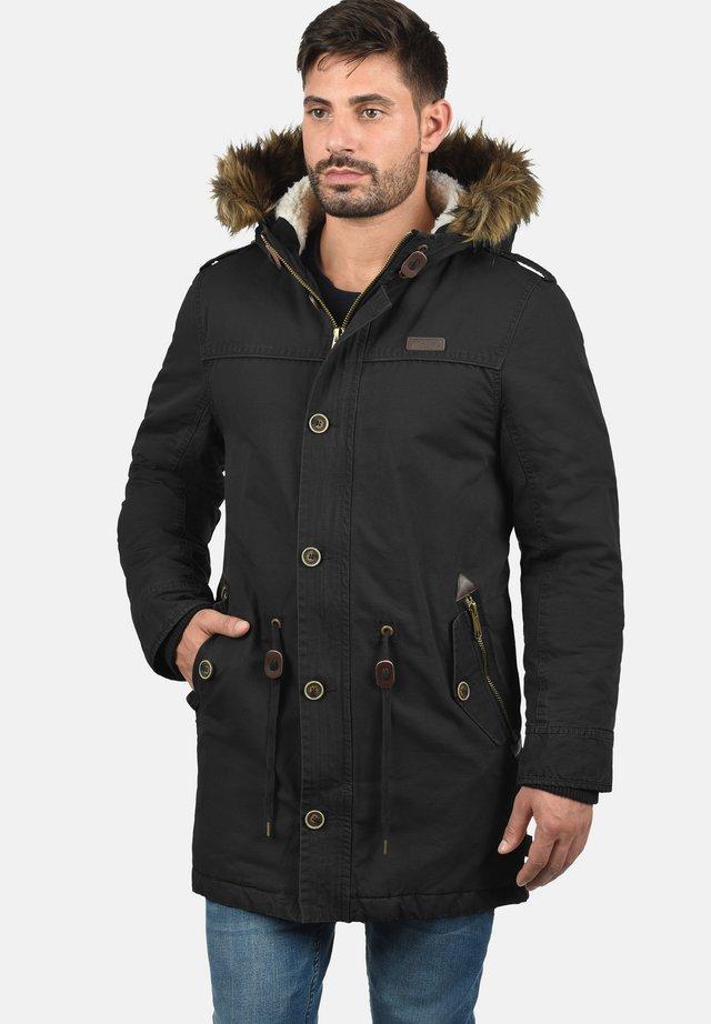 PULSOOR - Winter coat - black