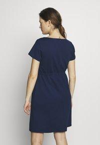 Pomkin - SINIKKA - Sukienka z dżerseju - bleu - 2