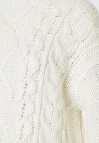 Marc O'Polo PURE - CABLE  - Jumper - winter natural white - 2