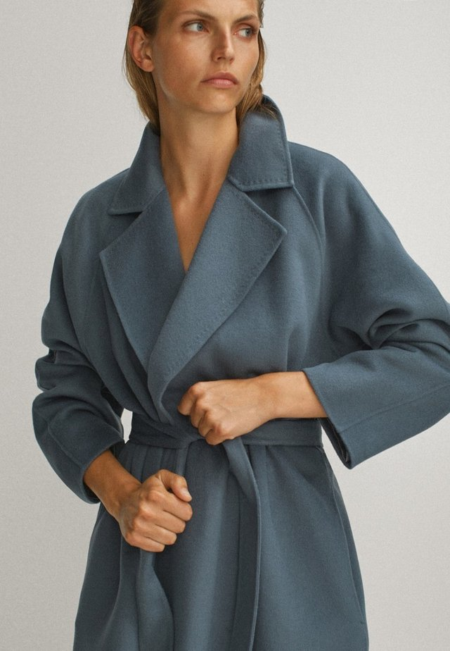 Trenchcoat - blue