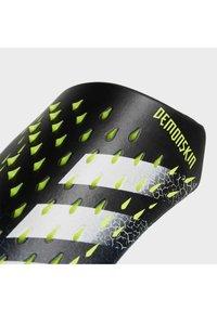adidas Performance - PREDATOR COMPETITION SHIN GUARDS - Protège-tibias - black - 2