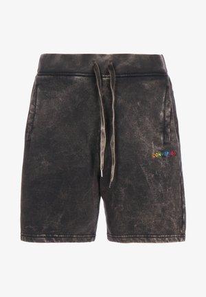 TREATMENT - Pantalón corto de deporte - black