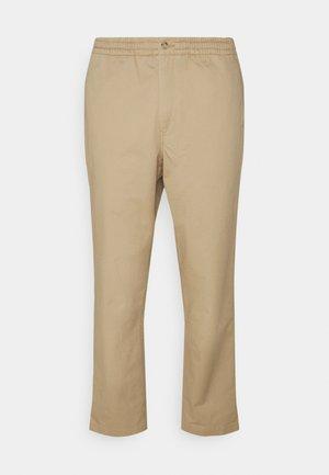 FLAT PANT - Chino kalhoty - vintage khaki