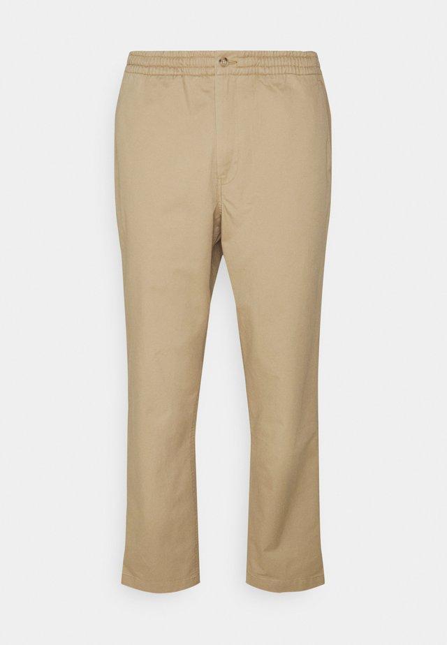 FLAT PANT - Chinos - vintage khaki