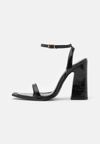ROUGE - Sandaler - black