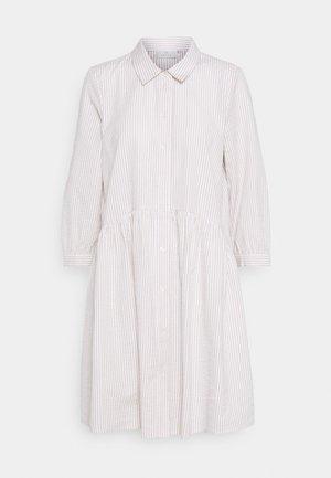 KAKAMAKA TUNIC - Shirt dress - chalk